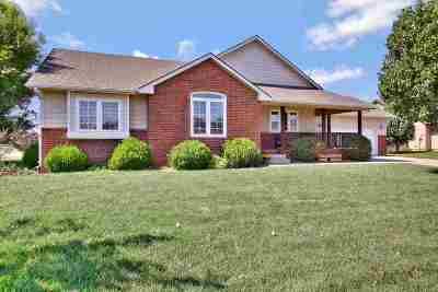 Colwich Single Family Home For Sale: 501 Dawn Ln