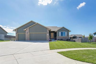 Derby Single Family Home For Sale: 2909 N Rock Bridge Ct