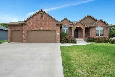 Sedgwick Single Family Home For Sale: 404 N Fern Cir