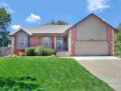 Wichita Single Family Home For Sale: 2521 N Watersedge Ct