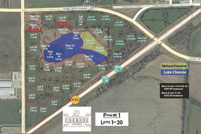 Wichita Residential Lots & Land For Sale: 11925 W Macarthur Rd