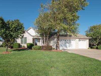 Wichita KS Single Family Home For Sale: $329,900