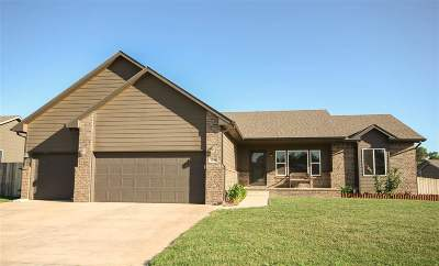 Derby Single Family Home For Sale: 1506 E Alise St