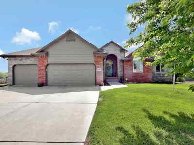 Valley Center Single Family Home For Sale: 500 N Fiddlers Creek St