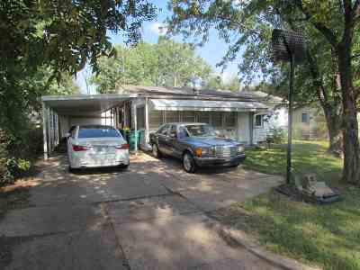 Sedgwick County Single Family Home For Sale: 1914 S Custer Ave