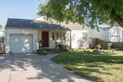 Sedgwick County Single Family Home For Sale: 1038 S Edwards St