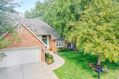Sedgwick County Single Family Home For Sale: 9422 Bent Tree
