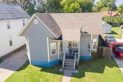 Wichita Multi Family Home For Sale: 1323 S Main St