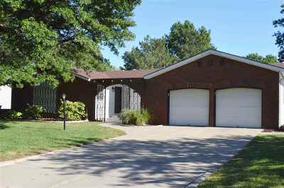 Wichita Single Family Home For Sale: 9831 W Harvest Ln