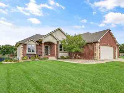 Harvey County Single Family Home Take Backup: 515 Ashton Lane