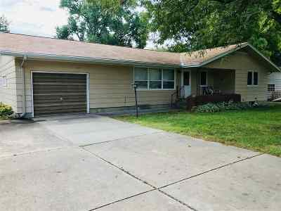 Moundridge Single Family Home For Sale: 532 Park Ct