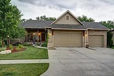 Derby Single Family Home For Sale: 906 N Beau Jardin St