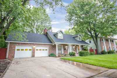 Derby Single Family Home For Sale: 1137 N Dry Creek Dr