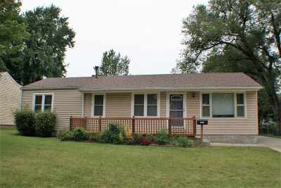 Augusta Single Family Home For Sale: 1615 Robbins St