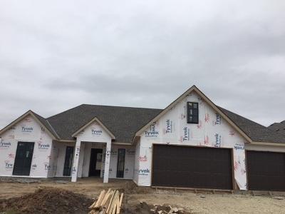 Wichita Single Family Home For Sale: 10208 E Lakefront