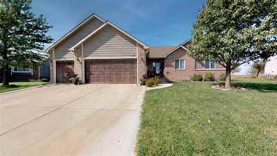 Colwich Single Family Home For Sale: 621 Union Park Cir