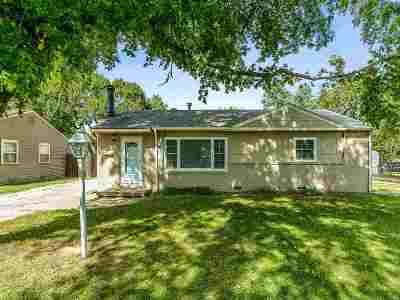 Derby Single Family Home For Sale: 124 E Williams