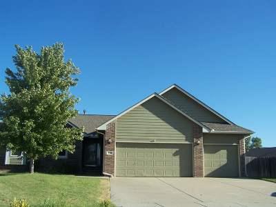 Park City KS Single Family Home For Sale: $178,600