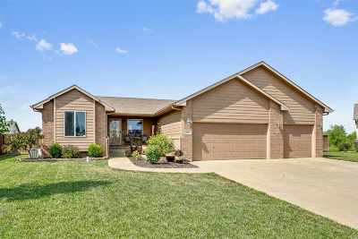 Andover KS Single Family Home For Sale: $218,000