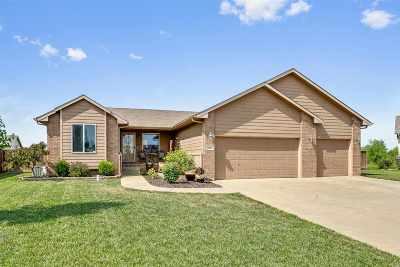 Andover Single Family Home For Sale: 2024 E Clover Ct