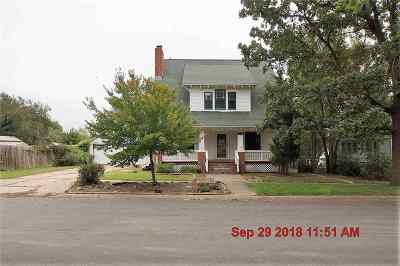 Potwin Single Family Home For Sale: 106 N Sturges Ave
