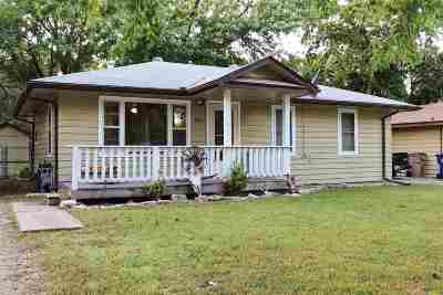 Udall Single Family Home For Sale: 303 N Seymour St