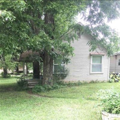 Arkansas City KS Single Family Home For Sale: $19,900