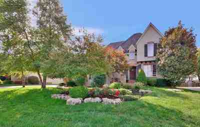 Andover Single Family Home For Sale: 1308 W Chaumont Circle