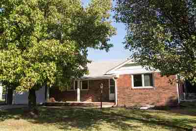Kechi Single Family Home For Sale: 120 Baird St