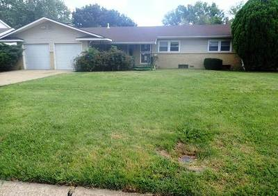 Wichita KS Single Family Home For Sale: $86,800