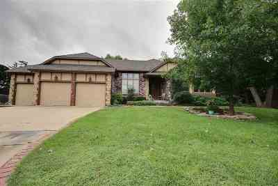 Wichita Single Family Home For Sale: 7707 E Oneida Ct