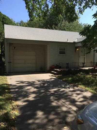 Wichita KS Single Family Home For Sale: $40,000