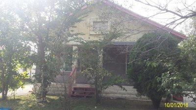 Wichita KS Single Family Home For Sale: $44,900
