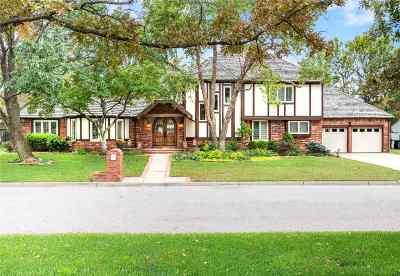 Wichita Single Family Home For Sale: 14321 E Donegal Cir