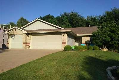 Derby Single Family Home For Sale: 1401 E Longhorn St.