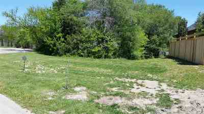 Wichita Residential Lots & Land For Sale: Lot 10 Block A