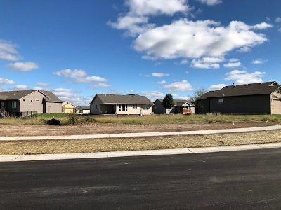 Wichita Residential Lots & Land For Sale: 1614 N Thoroughbred St