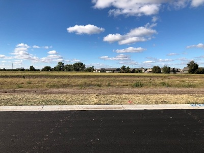 Wichita Residential Lots & Land For Sale: 1709 N Thoroughbred Cir