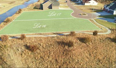Wichita Residential Lots & Land For Sale: Lot 16 Block 3 Estancia Addition