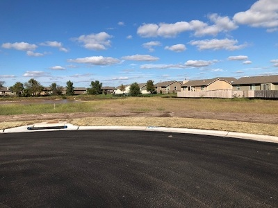 Wichita Residential Lots & Land For Sale: 1721 N Thoroughbred Cir