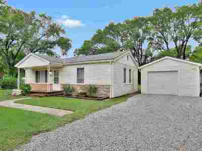 Derby Single Family Home For Sale: 408 W Lincoln St