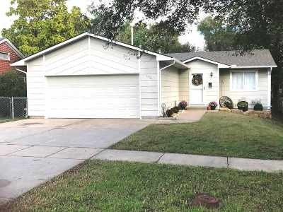 Augusta Single Family Home For Sale: 1234 Osage St