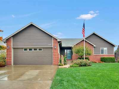 Wichita KS Single Family Home For Sale: $194,900