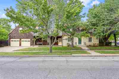Wichita Single Family Home For Sale: 301 N Old Manor Rd