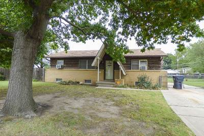 Single Family Home For Sale: 720 W 26th St S