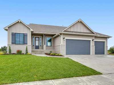 Andover KS Single Family Home For Sale: $371,315