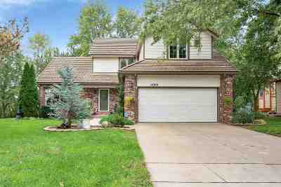 Wichita Single Family Home For Sale: 14309 E Spring Creek Dr.