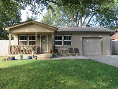 Derby Single Family Home For Sale: 1221 N Georgie Ave