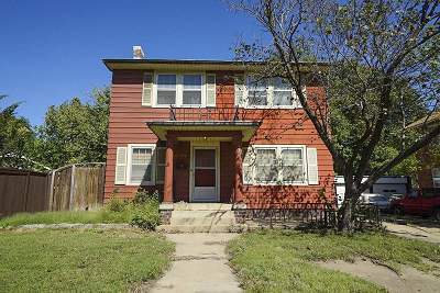 Single Family Home For Sale: 1630 W 13th St N