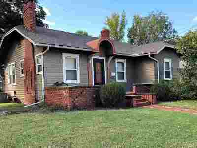 Winfield Single Family Home For Sale: 1115 Bliss St
